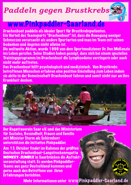 Pinkpaddler Saarland
